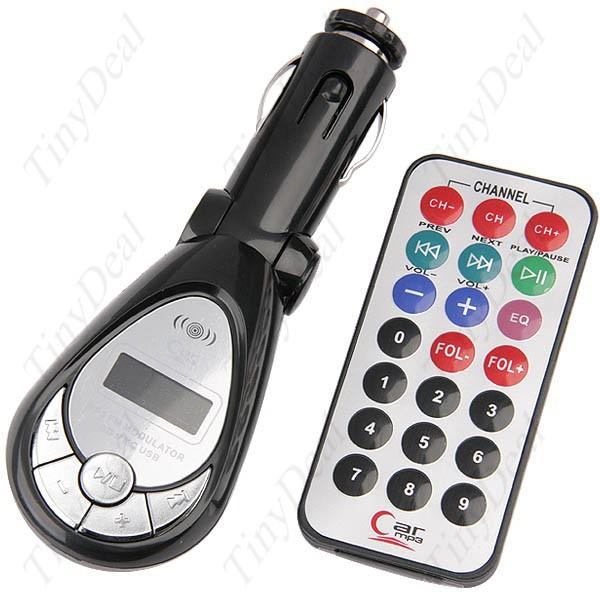 נגן MP3 לרכב כולל שלט