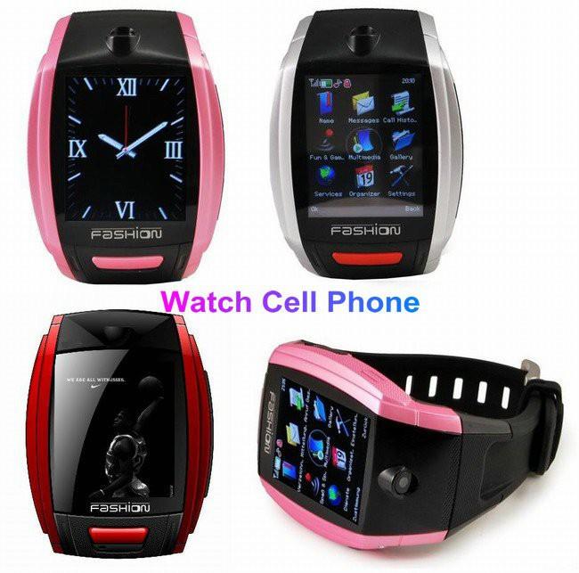שעון טלפון סלולרי F6