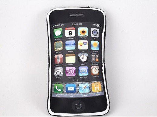 כרית בצורת אייפון לאייפון