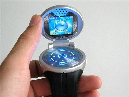 שעון טלפון סלולרי נשלף G104