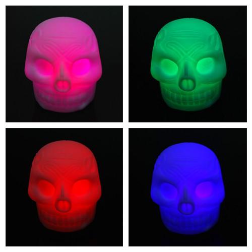 מנורת לילה מוארת לדים מחליפה צבעים