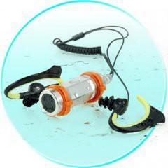 נגן MP3 חסין מים