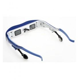 משקפיים וירטואליות עם מסך 80 אינץ