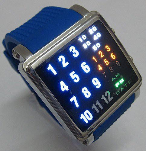 שעון יד מואר לד TIMI 676