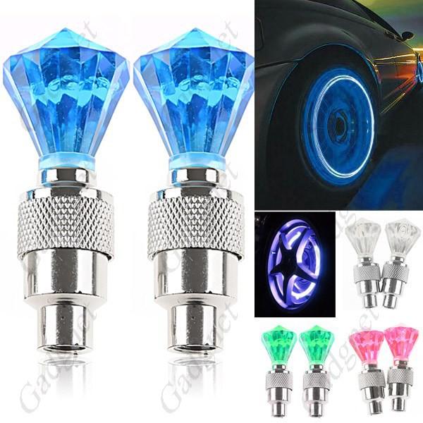 תאורת לדים לגלגלים בצורת יהלום