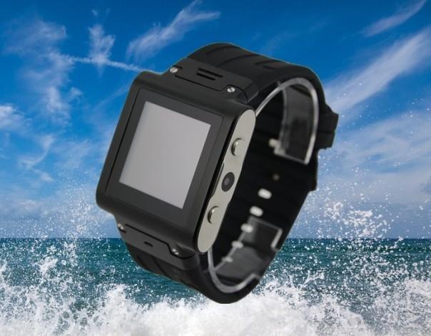 שעון טלפון סלולרי חסין מים עם עברית - BK838