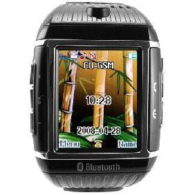 טלפון שעון סלולרי מוגן מים W08 סים פרי
