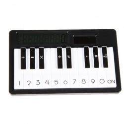 מחשבון סולרי בצורת פסנתר