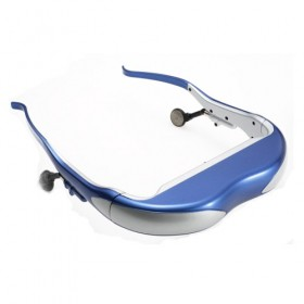 משקפיים וירטואליות עם מסך 50 אינץ