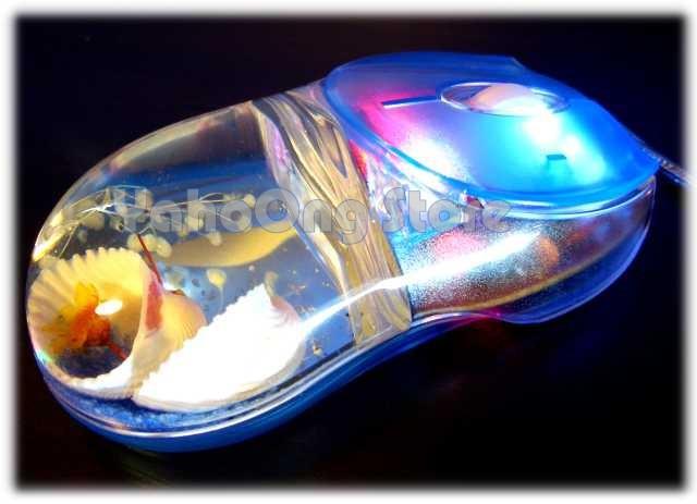 עכבר אופטי נוזלי