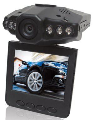מצלמה לרכב עם מסך 2.5 אינץ וראיית לילה