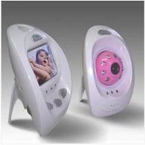 בייבי מוניטור -  אינטרקום וידאו מוניטור לתינוק F2