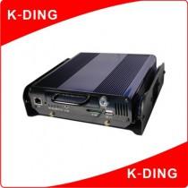 מערכת הקלטה למצלמות אבטחה - מיועדת במיוחד לרכבים,מוניות ואוטובוסים (KD-303)