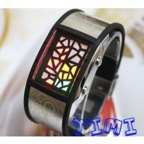 צמיד שעון מואר לד בעיצוב יחודי TIMI 121