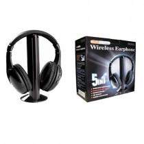 אוזניות אלחוטיות למחשב,טלויזיה ונגני MP3