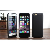 סוללת גיבוי לאייפון 6 משולבת בכיסוי הגנה קשיח