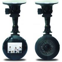 מצלמה לרכב עם ראיית לילה וצג בגודל 2 אינץ