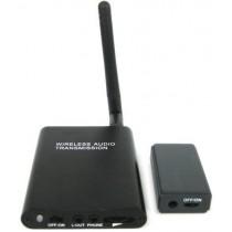 מכשיר האזנה אלחוטי לטווח עד 300 מטר