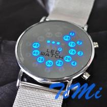 שעון יד דק ומעוצב מואר לד TIMI 393