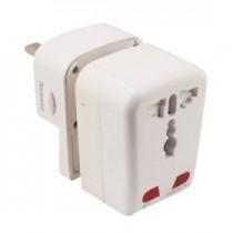 מכשיר האזנה מוסלק בתקע חשמל אוניברסלי