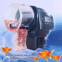 מאכיל דגים אוטומטי עם צג