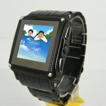 שעון טלפון סלולרי חסין מים - B818  - כולל תמיכה בעברית