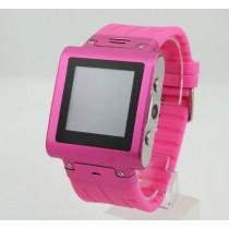 שעון יד טלפון סלולרי חסין מים עם עברית - PK838