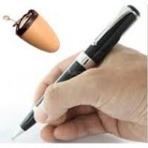 אוזניה נסתרת אלחוטית זעירה עם משדר עט - BTP66