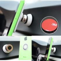 מתקן אחיזה לטלפון נייד ברכב עם מגנט הפלא