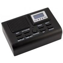 מכשיר הקלטה לטלפונים נייחים LVR09