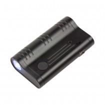 פנס משולב במכשיר הקלטה מקצועי עם חיישן קול LVR33