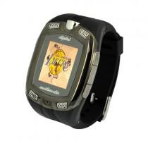 שעון טלפון סלולרי עם מסך מגע ותמיכה בעברית - M80