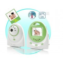 בייבי מוניטור F3 - מוניטור וידאו לתינוקות עם סאונד דו-כיווני