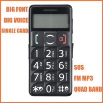 טלפון סלולרי למבוגרים וילדים עם לחצן מצוקה