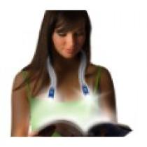 פנסי קריאה לצוואר