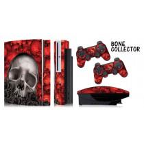 סקינים מדהימים לקונסולה והשלטים של ה  PS3