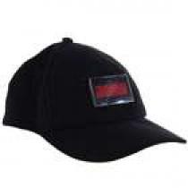 כובע מציג הודעות - נורות לד