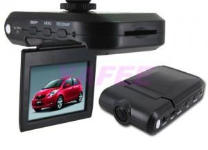 מצלמת וידאו לרכב עם מסך 2.5 אינץ