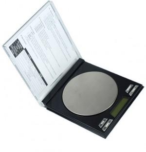 משקל דיגיטלי קטן ומדויק בצורת עטיפת תקליטור CDS43