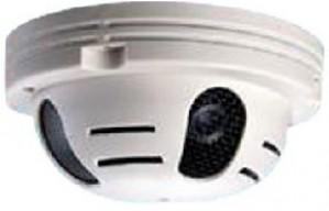 מצלמת אבטחה נסתרת בגלאי עשן SDVR323
