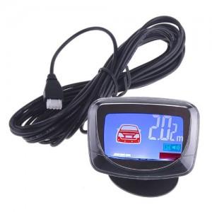 חיישני רוורס - חיישני נסיעה לאחור עם צג התראה LCD