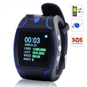 שעון עם לחצן מצוקה ויכולת GPS לאיתור מיקום